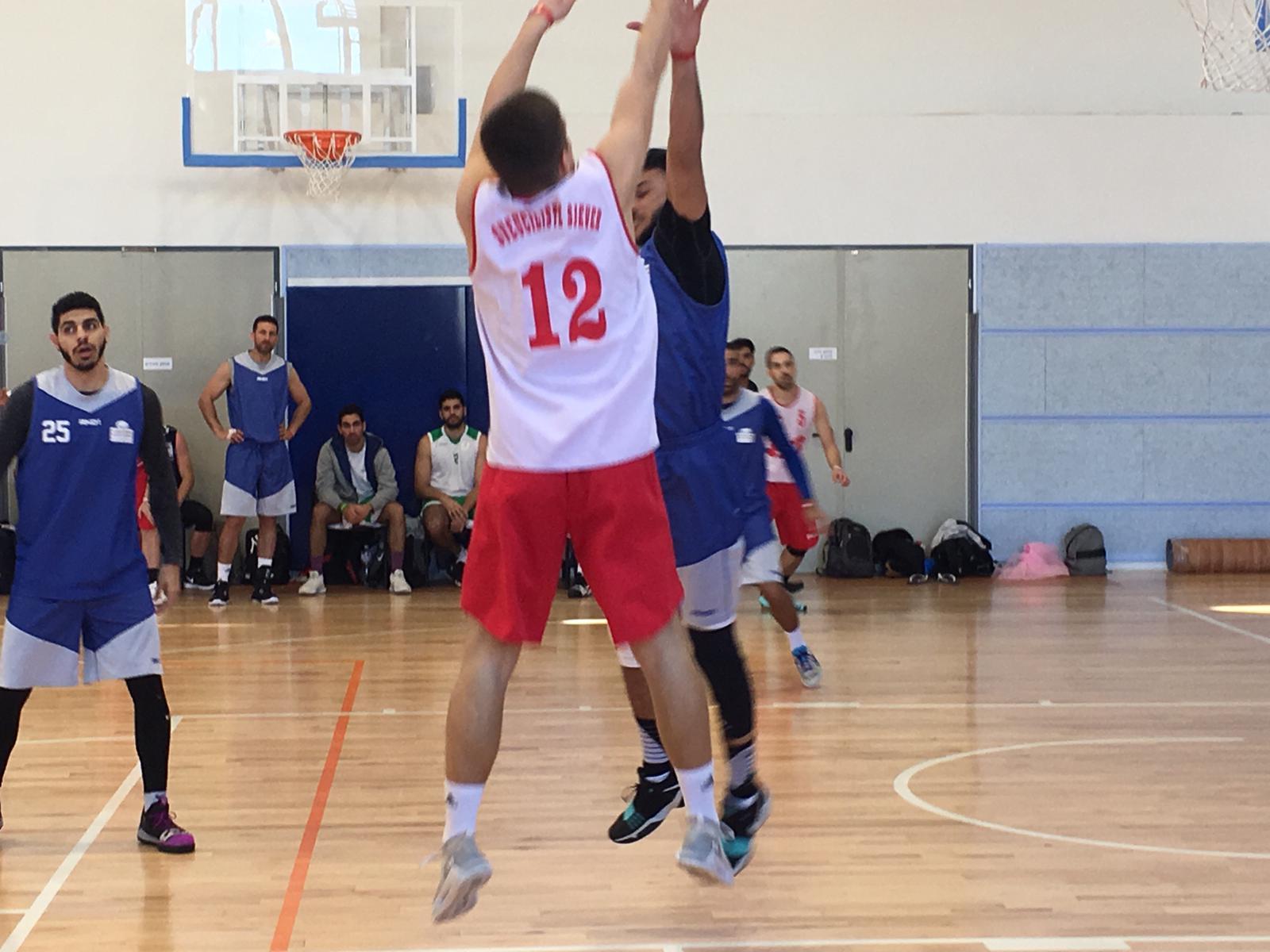 Izvrstan nastup naših košarkaša