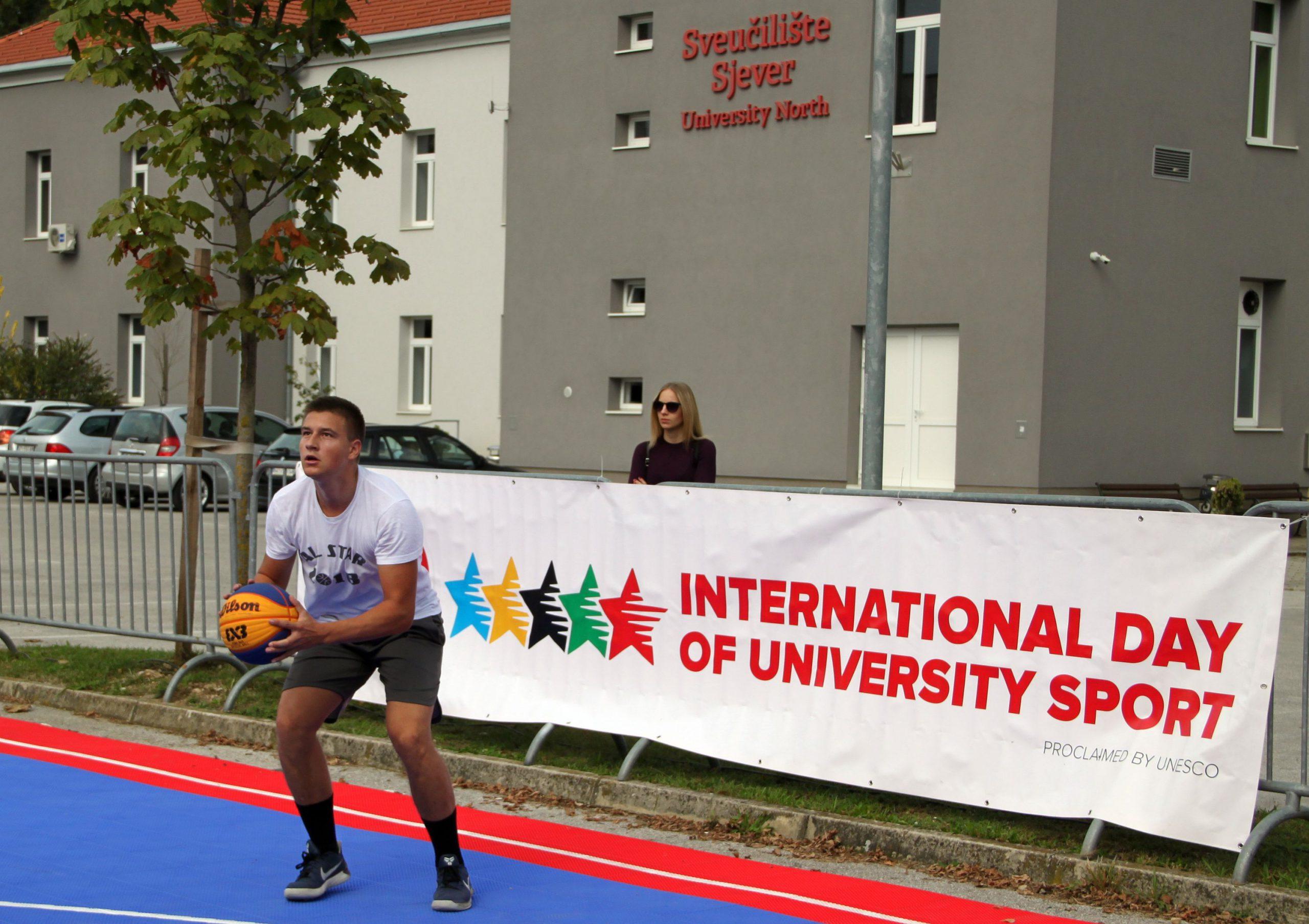 International Day of Universty Sport u Varaždinu