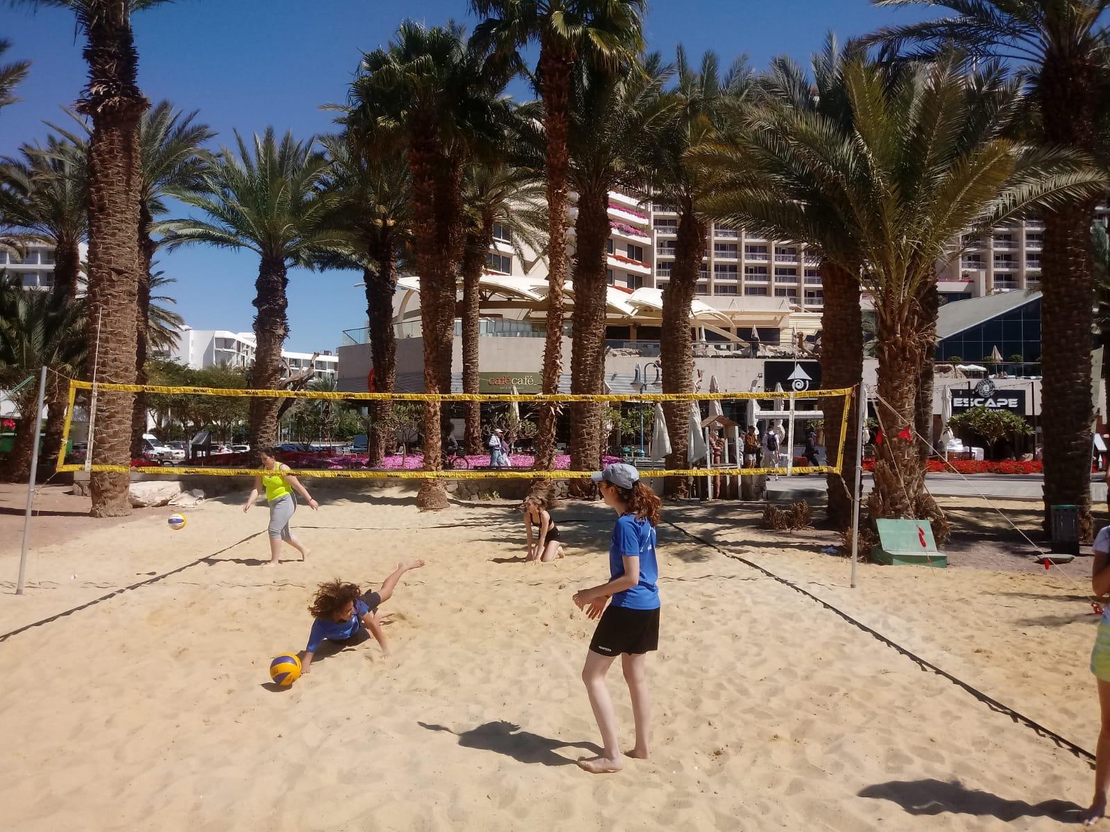Četvrtfinale odbojkašica na pijesku