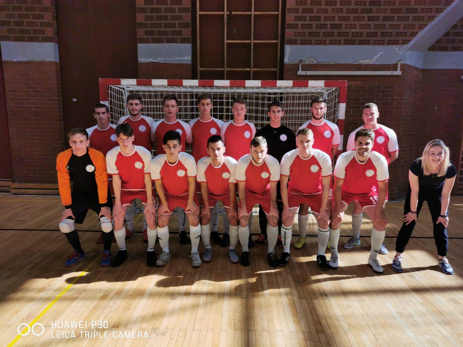 Malonogometaši Sveučilišta Sjever pobjedom otvorili kvalifikacije Futsal lige